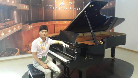佳音艺术中心专注幼儿钢琴启蒙教育
