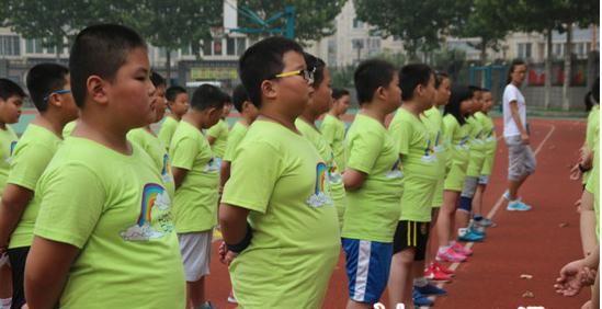 淄博针对中小学超体重学生开夏令营