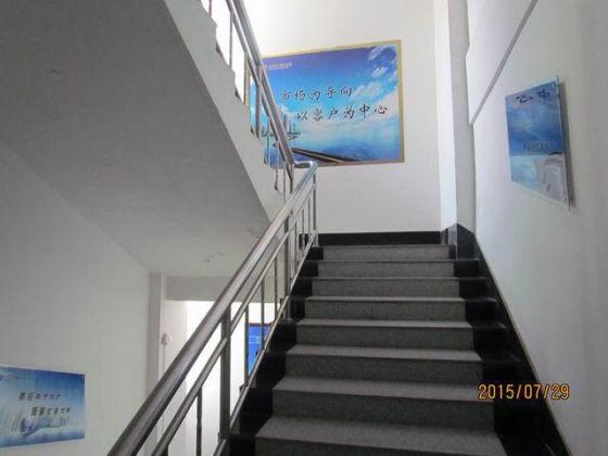 办公室楼道展板