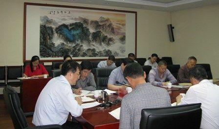 山东省召开2015年10月自学考试考务工作视频会议