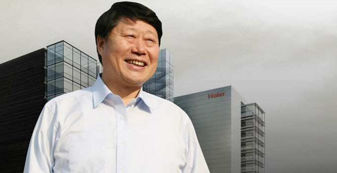 张瑞敏与创业30年的海尔