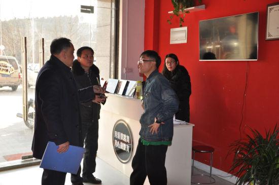 济南市长清区教体局组织专项检查集中查处非法办学行为