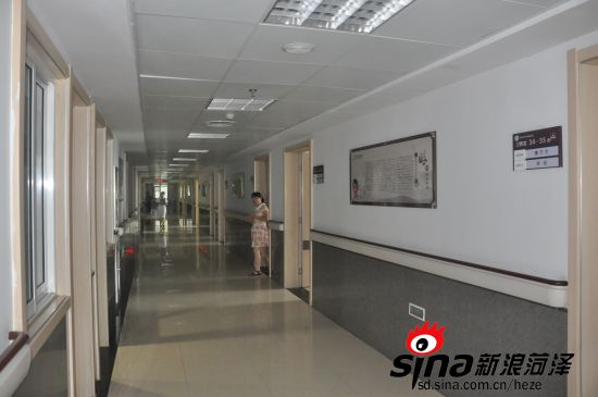 菏泽市中医医院皮肤科是全市唯一有病房的皮肤科室