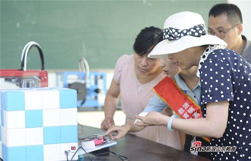 济南协和双语实验学校举办校园开放日活动
