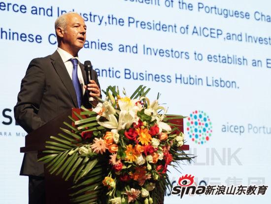 葡萄牙里斯本投资促进局主席:Rui Ramos Pinto Coelho先生