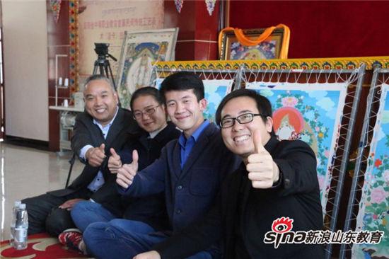 齐鲁理工学院:真情系青海 再赴黄南州