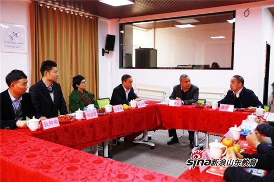 齐鲁理工学院和义乌市政府开展校政合作