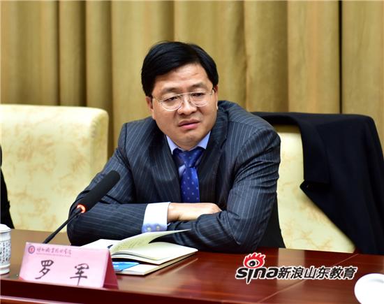 中国3D打印技术联盟执行董事长、无限三维科技产业集团董事长罗军讲话