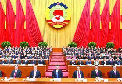 全国政协十二届五次会议已审查立案4156件提案