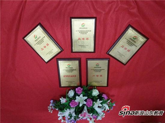 青科大学子在2017年全国高校商业精英挑战赛物流专业竞赛中喜获佳绩