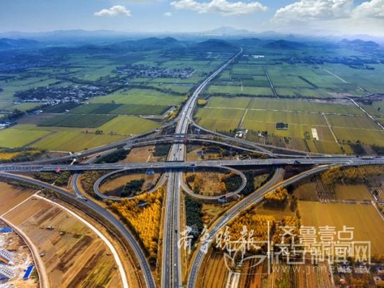 竞相发展   济宁都市区一体化提速   这是济宁市行政区划调整带来的直