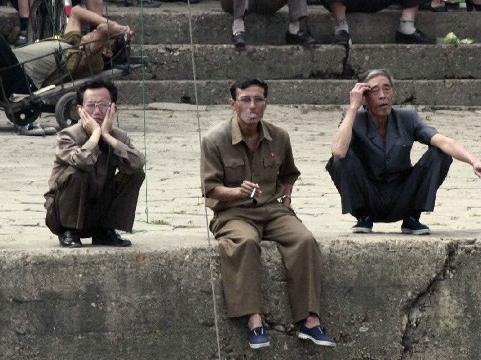 实拍朝鲜日常生活