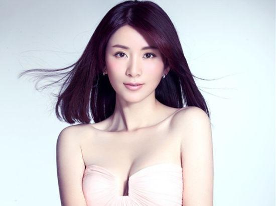 刘庭羽清秀写真
