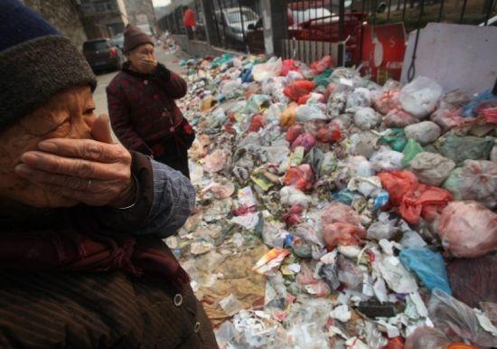 济南垃圾围社区
