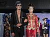 中元节葬礼时装秀